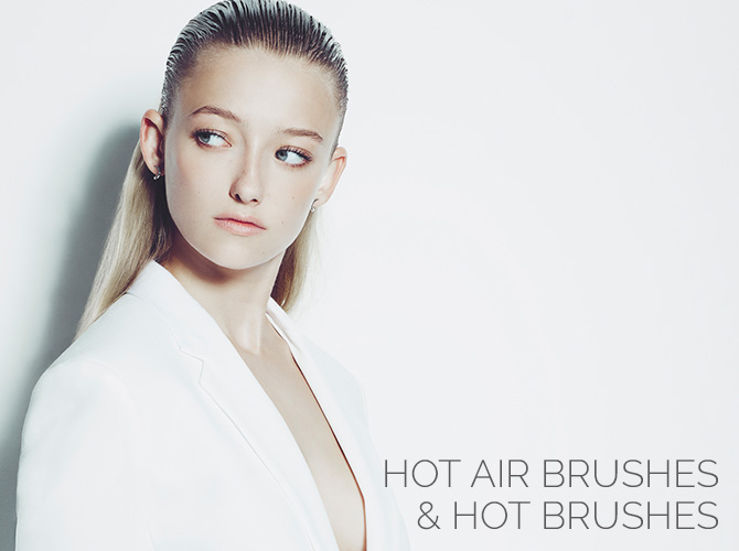 Hot Air Brushes