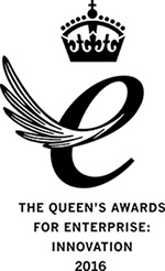 Conair awarded The Queen's Award for Innovation 2016